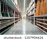 store for home improvement and... | Shutterstock . vector #1207904626