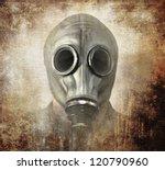 Gas Mask Virus Protection...