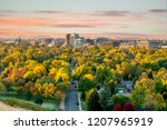 Fall Colors In The City Of...