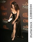 andie macdowell at the cmt... | Shutterstock . vector #120800344