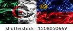 algeria  algerian vs... | Shutterstock . vector #1208050669
