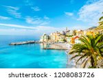view of bogliasco. bogliasco is ...
