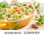 Baked Potato With Cheese  ...