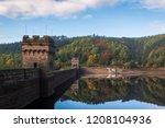 Derwent Reservoir In Autumn  ...