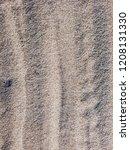 sand texture surface close up.... | Shutterstock . vector #1208131330