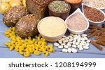 products containing complex... | Shutterstock . vector #1208194999