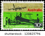 Australia   Circa 1970  A Stamp ...