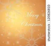 christmas | Shutterstock . vector #120826810