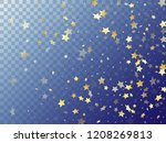 star shining gold gradient... | Shutterstock .eps vector #1208269813