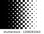 gradient background halftone... | Shutterstock .eps vector #1208281063