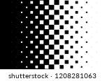 gradient background halftone...   Shutterstock .eps vector #1208281063