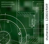 backgrounds of engineering...   Shutterstock .eps vector #1208319049