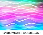 light multicolor  rainbow... | Shutterstock .eps vector #1208368639