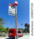 san diego  california  ... | Shutterstock . vector #1208427133