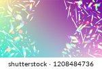 vector rainbow gradient with...   Shutterstock .eps vector #1208484736