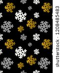christmas design with...   Shutterstock .eps vector #1208485483