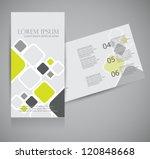 brochure design | Shutterstock .eps vector #120848668