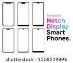 template   notch display...