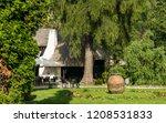 bran  transylvania region  ... | Shutterstock . vector #1208531833
