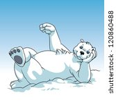 Vector Illustration Of A Polar...
