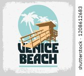 Venice Beach Los Angeles...