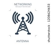 antenna icon. high quality... | Shutterstock .eps vector #1208624653