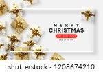 christmas vector background....   Shutterstock .eps vector #1208674210