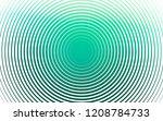 light green vector background...   Shutterstock .eps vector #1208784733