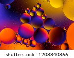 space or planets universe... | Shutterstock . vector #1208840866