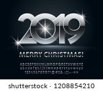vector magic greeting card... | Shutterstock .eps vector #1208854210