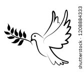 Peace Dove Sign