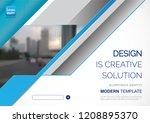 template vector design for... | Shutterstock .eps vector #1208895370