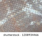 stainless steel plate texture | Shutterstock . vector #1208934466