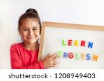 language education concept.... | Shutterstock . vector #1208949403