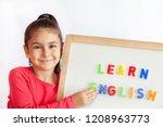 language education concept....   Shutterstock . vector #1208963773