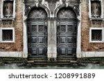 Door Of An Old House