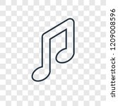 big music note concept vector...