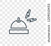 bell concept vector linear icon ...