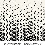 abstract seamless geometric... | Shutterstock .eps vector #1209059929