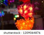 diwali led lights | Shutterstock . vector #1209064876