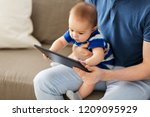 family  parenthood and... | Shutterstock . vector #1209095929