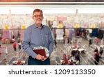 successful business man in...   Shutterstock . vector #1209113350