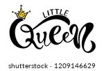vector lettering illustration... | Shutterstock .eps vector #1209146629