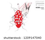 vector illustration of a...   Shutterstock .eps vector #1209147040