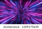 abstract bright creative cosmic ...   Shutterstock . vector #1209175639