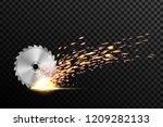 creative vector illustration of ... | Shutterstock .eps vector #1209282133