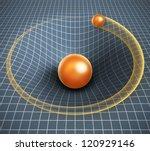 gravity 3d illustration  ... | Shutterstock . vector #120929146