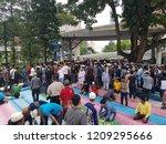 kuala lumpur  malaysia. october ... | Shutterstock . vector #1209295666