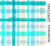 overlaying lines chequered... | Shutterstock .eps vector #1209372463