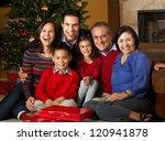 Multi Generation Family In...